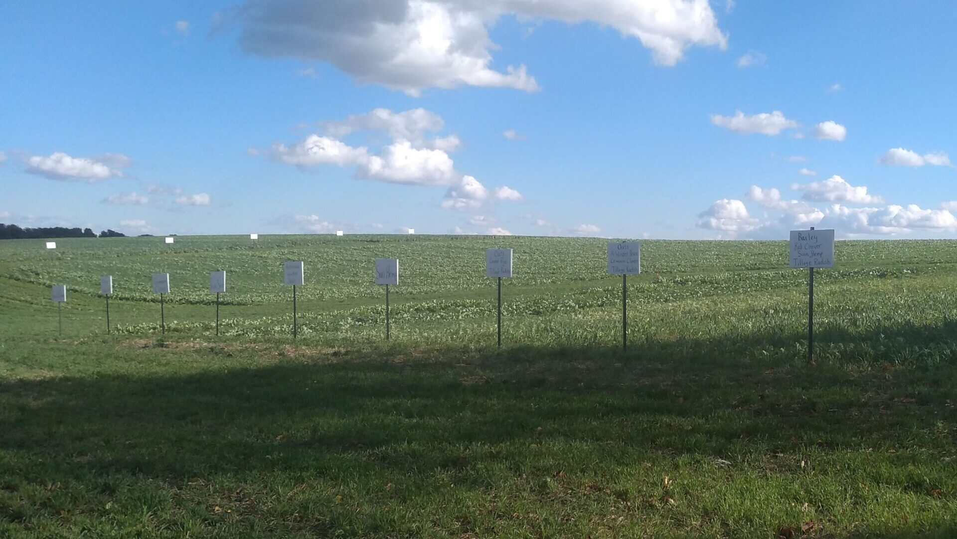 Lafayette County Farms make progress on conservation