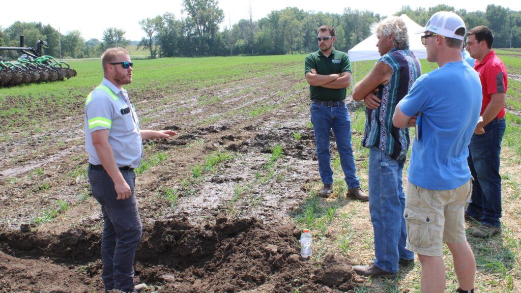 Calumet County Ag Stewardship Alliance hosted successful field day