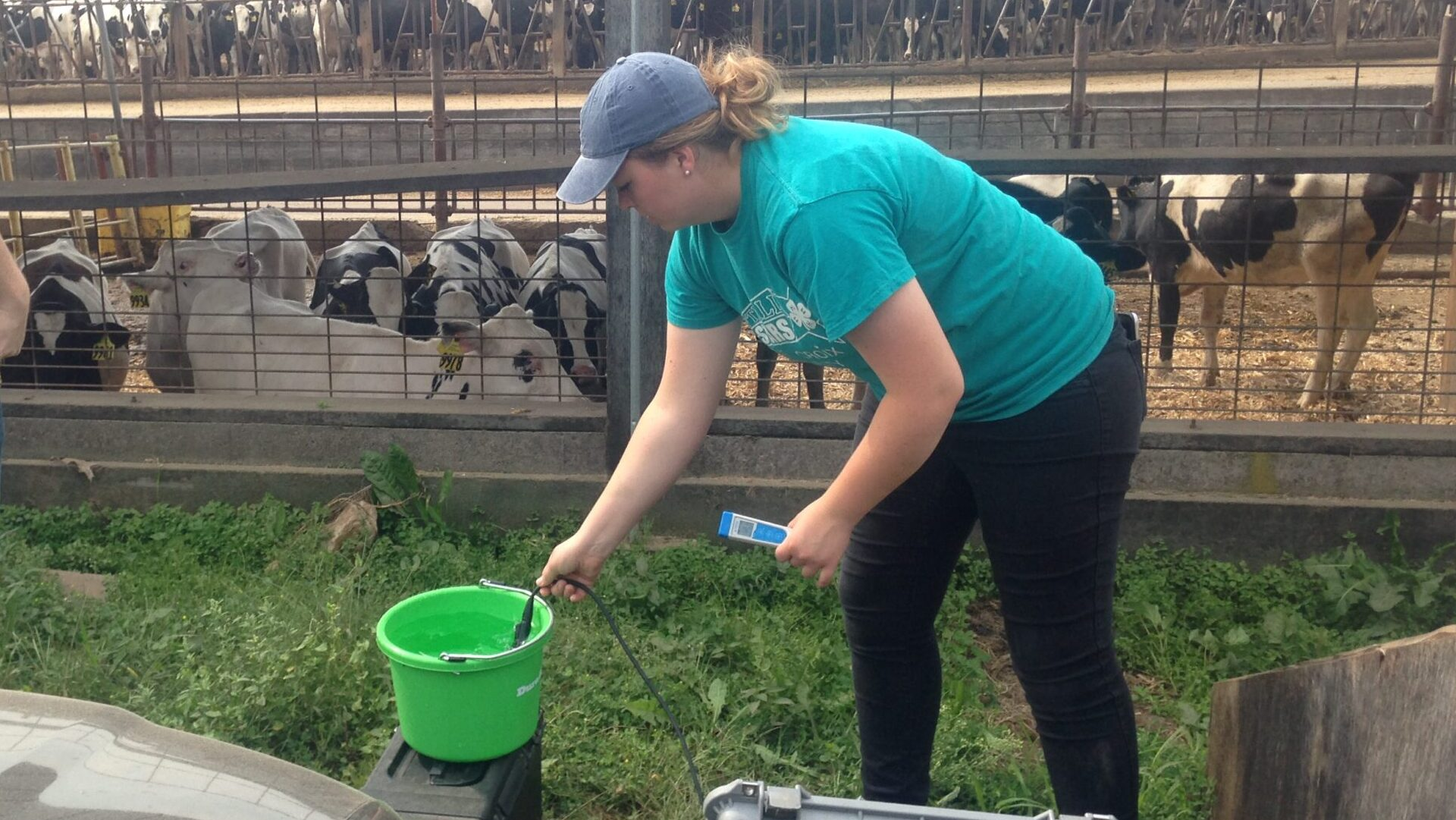 UW well testing partnership helps farmers tailor conservation practices