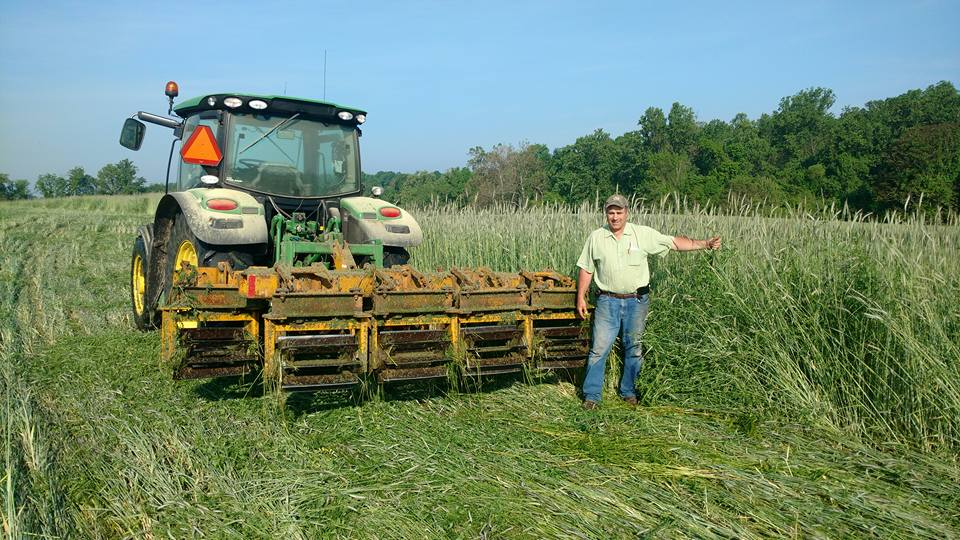 Cover Crop Coach: Soil health must be made
